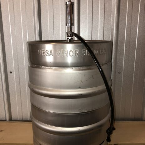 50 L Keg with Party Pump