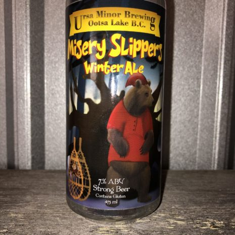 Misery Slippers Ale Tall Can